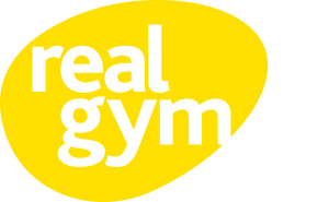 real gym logo